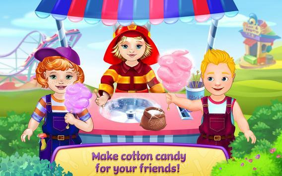 Baby Heroes: Amusement Park screenshot 13