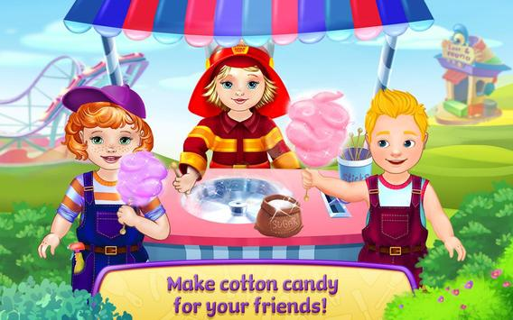Baby Heroes: Amusement Park screenshot 1