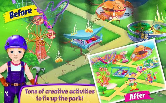 Baby Heroes: Amusement Park screenshot 2