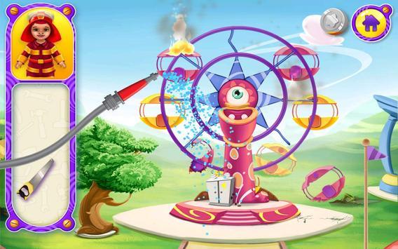 Baby Heroes: Amusement Park screenshot 5