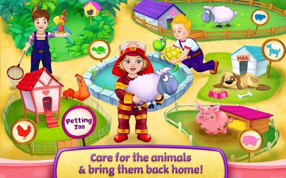 Baby Heroes: Amusement Park screenshot 9