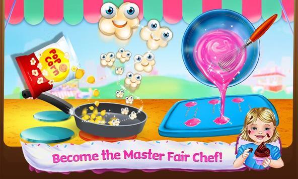 Baby Food Fair - Make & Play screenshot 8