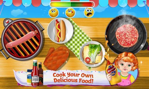 Baby Food Fair - Make & Play screenshot 9