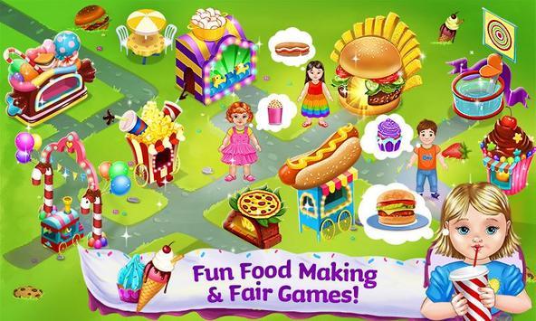 Baby Food Fair - Make & Play poster