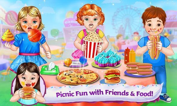 Baby Food Fair - Make & Play screenshot 1