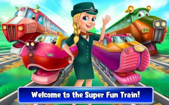 Super Fun Trains - All Aboard screenshot 12