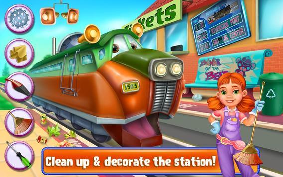 Super Fun Trains - All Aboard screenshot 1