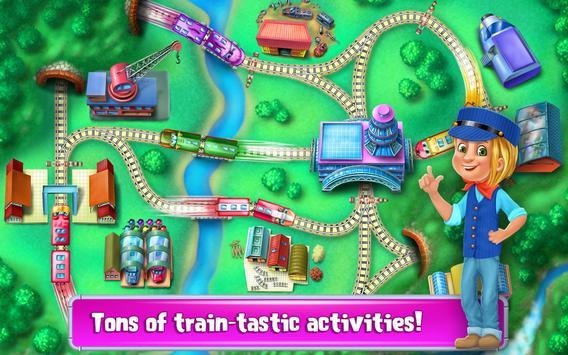 Super Fun Trains - All Aboard screenshot 8