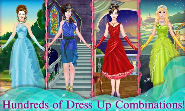 Fairy Tale Princess Dress Up screenshot 7