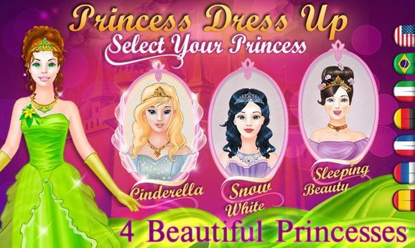 Fairy Tale Princess Dress Up poster