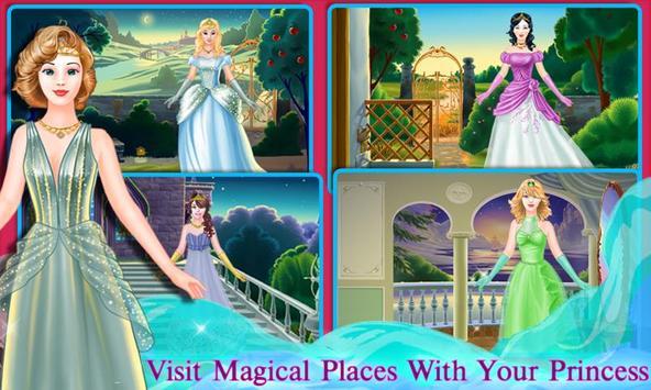 Fairy Tale Princess Dress Up screenshot 15