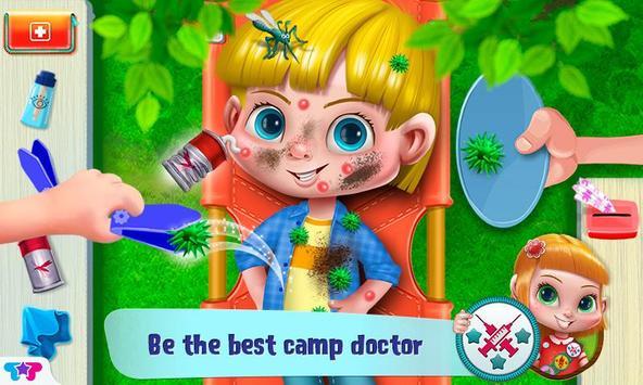 Messy Summer Camp Adventures screenshot 7