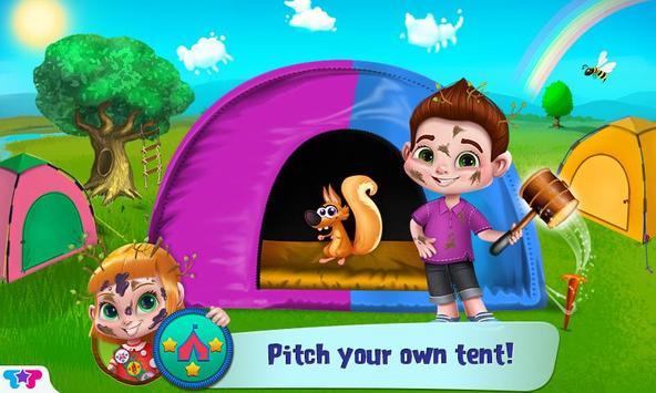 Messy Summer Camp Adventures screenshot 10
