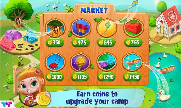 Messy Summer Camp Adventures screenshot 3