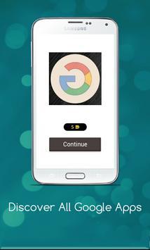 Discover All Google Apps screenshot 1