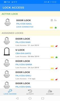 thekeyless screenshot 2