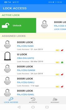 thekeyless screenshot 3