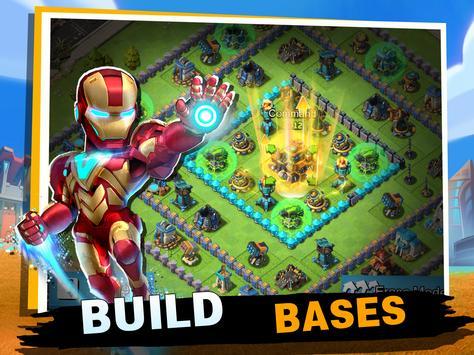 Clash of Warpath: Wild Rift - Hero LoL Mobile screenshot 12