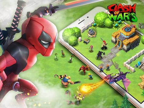 Clash of Warpath: Wild Rift - Hero LoL Mobile screenshot 5