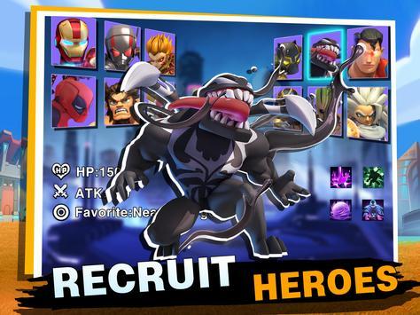 Clash of Warpath: Wild Rift - Hero LoL Mobile screenshot 6