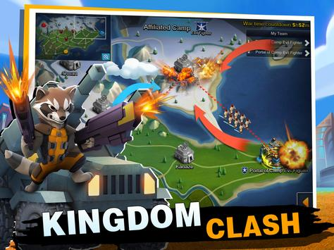 Clash of Warpath: Wild Rift - Hero LoL Mobile screenshot 8