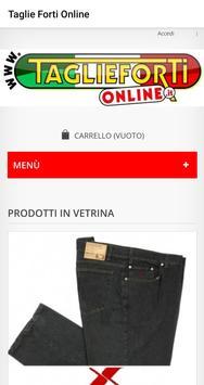 Taglie Forti Online screenshot 2
