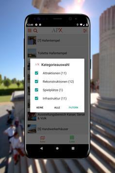 Archäologischer Park Xanten captura de pantalla 6