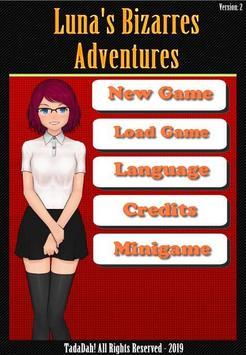 Luna's Bizarres Adventures - Demo screenshot 1