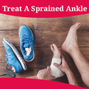 How To Treat A Sprained Ankle APK