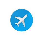 حجز تذاكر الطيران icon