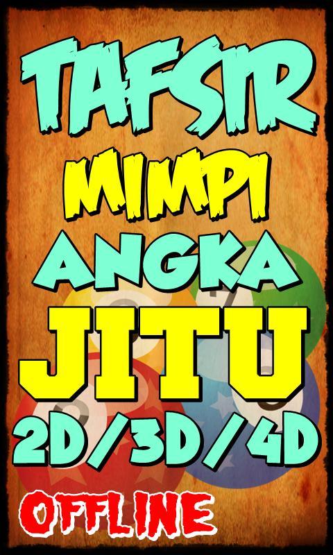 Download apktafsit mimpi togel 2d 3d 4d