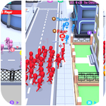 The  Crowd City : The real crowd experience Tips APK