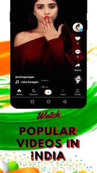 Masti - Short Video App screenshot 1