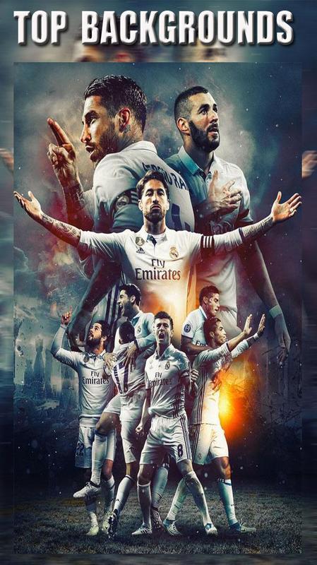 ... Real Madrid FC Wallpaper 4K and HD 2019 screenshot 5 ...