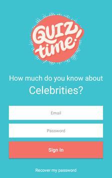 QuizTime - Celebrities poster