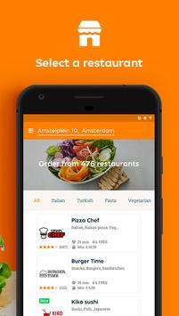 Thuisbezorgd.nl - Order food online screenshot 1
