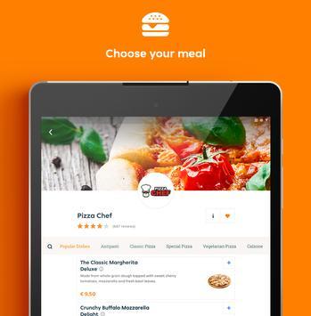 Thuisbezorgd.nl - Order food online screenshot 8