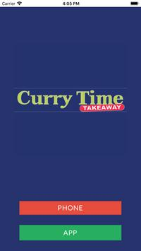 Curry Time poster