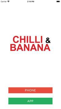 Chilli & Banana poster