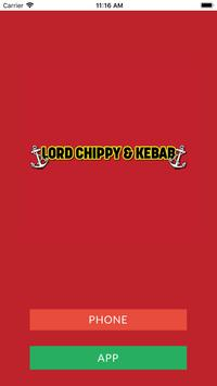 Lord Chippy & Kebab poster