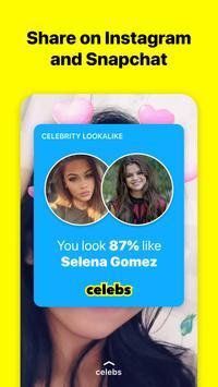Celebs screenshot 1
