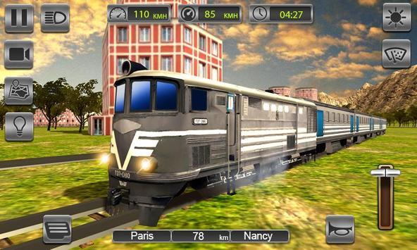 Train Drive Free 2019 - Bullet Train Driving Sim screenshot 2