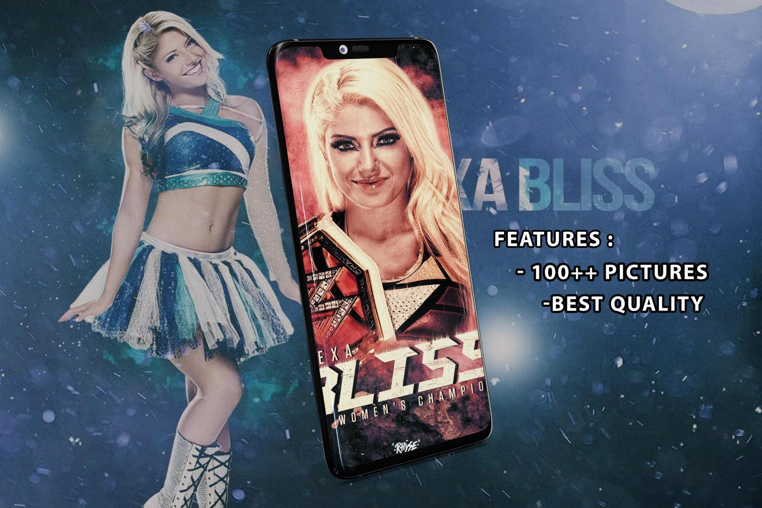 Wwe Alexa Bliss Wallpaper For Android Apk Download