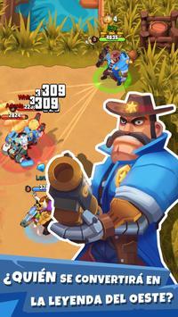 West Legends captura de pantalla 10