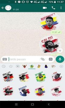 Free FootBall Funny Sticker For WAStickerApp screenshot 2