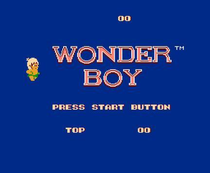 Wonder Boy screenshot 11