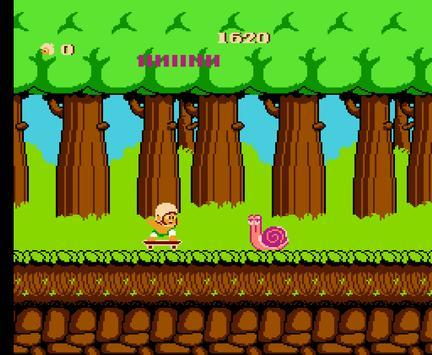 Wonder Boy screenshot 1