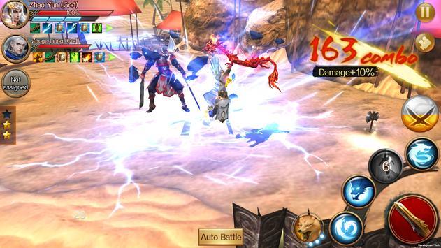 Dynasty Legends تصوير الشاشة 6