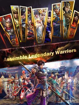 Dynasty Legends تصوير الشاشة 10
