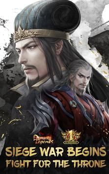 Dynasty Legends الملصق